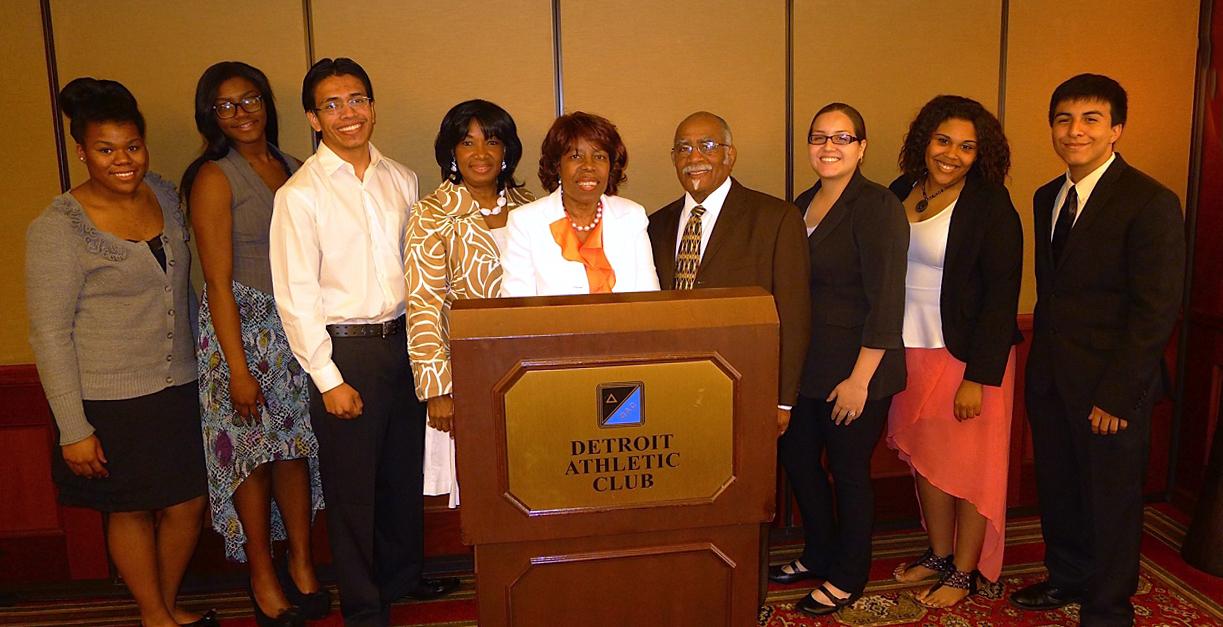Urban Solutions, Inc. 2013 Scholarships Awards