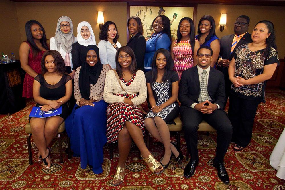 2015 Urban Solutions Scholarship Awards Reception
